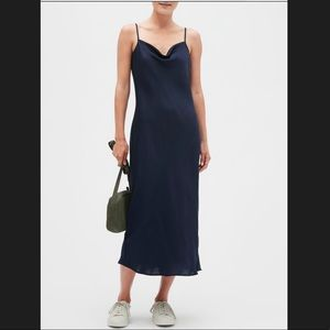 Banana Republic Slip Midi Dress